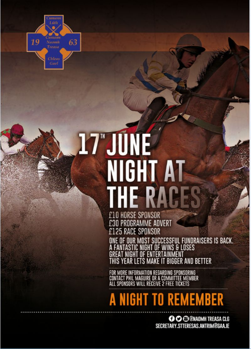 Night At The Races - 17th June 2016
